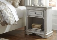 1 Drawer Night Stand Product Image