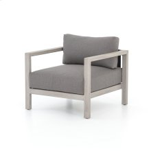 Charcoal Cover Sonoma Outdoor Chair, Weathered Grey