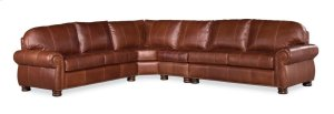 Benjamin Sectional (Leather)