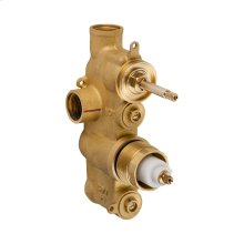 1000 Thermostatic Rough (1 Outlet)