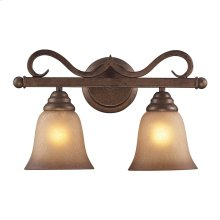 LAWRENCEVILLE COLLECTION 2 LIGHT WALL SCONCE