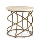 M13-30 Round End Table Product Image