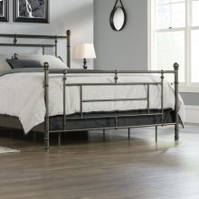 Full/Queen Footboard With Rails
