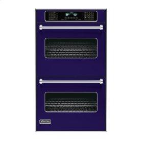 "Cobalt Blue 30"" Double Electric Touch Control Premiere Oven - VEDO (30"" Wide Double Electric Touch Control Premiere Oven)"