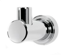 Infinity Robe Hook A8775 - Polished Chrome