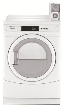 "27"" High Efficiency Electric Dryer with Metercase"