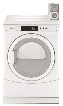 "27"" High Efficiency Electric Dryer with Metercase"