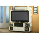 TV STAND - CHAMPAGNE / BRASS / FLAT SCREEN TV Product Image