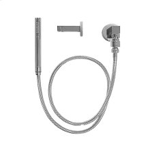 Contemporary Wallmount Handshower Set