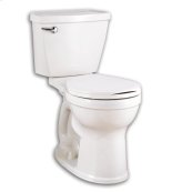 Champion 4 Right Height Round Front Toilet - 1.6 GPF - White