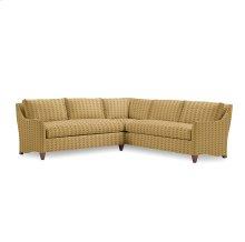 Whistler Sectional Sofa, ESTN-GOLD