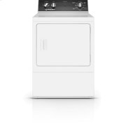 White Dryer: DR5 (Gas) Product Image
