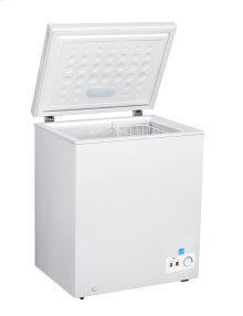 5.0 Cu. Ft. Chest Freezer - White
