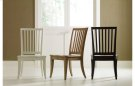 Everyday Dining by Rachael Ray Slat Back Side Chair - Sea Salt Product Image