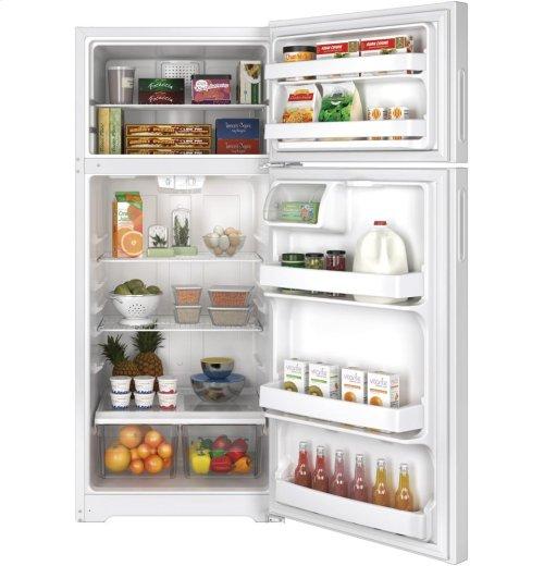 Hotpoint® 17.5 Cu. Ft. Top-Freezer Refrigerator