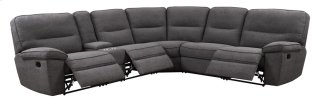 Alberta Reclining Sectional