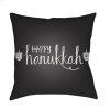 """Happy Hannukah HDY-026 18"""" x 18"""""""