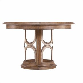 Archipelago - Monserrat Round Pedestal Table In Shoal