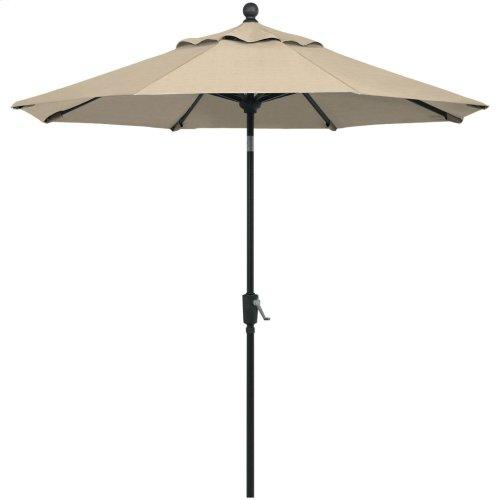 Value Market Umbrella 11' Market Umbrella w/ Powdercoat Aluminum Frame and Autotilt