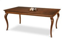 Louis Philippe Rectangle Dining Table