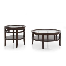 Emma Round End Table