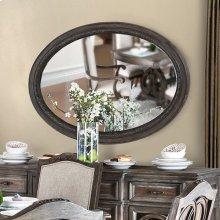 Arcadia Oval Mirror