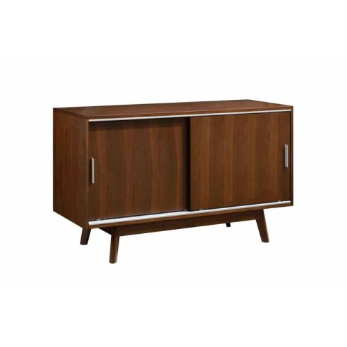 Malone Mid-century Modern Dark Walnut Server