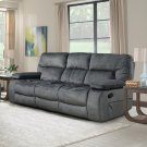 Chapman Polo Manual Triple Reclining Sofa Product Image