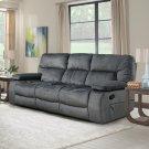 Chapman Polo Manual Triple Reclining Sofa Product Image