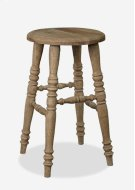 Promenade Antique Counterstool(13.75X13.75X24) Product Image