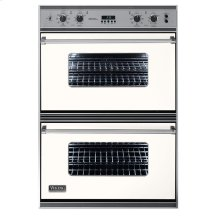 """Cotton White 36"""" Double Electric Oven - VEDO (36"""" Double Electric Oven)"""