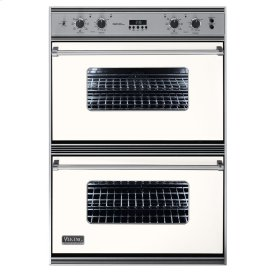 "Cotton White 36"" Double Electric Oven - VEDO (36"" Double Electric Oven)"