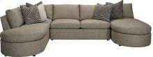 Ernest Hemingway ® Cubay Sectional