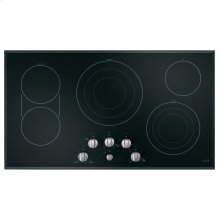 "Café 36"" Built-In Knob Control Electric Cooktop"