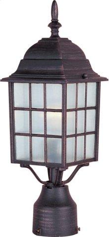North Church 1-Light Outdoor Pole/Post Lantern