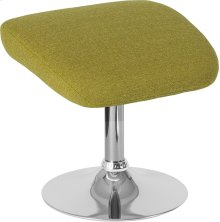 Egg Series Green Fabric Ottoman