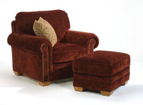 Harrison Fabric Ottoman