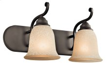 Camerena 2 Light Vanity Light Olde Bronze®