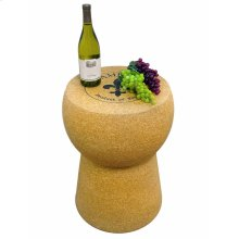 Champagne Cork Table