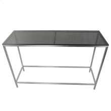 Glass Top(FRAME SOLD SEPARATELY), Shea Console Table