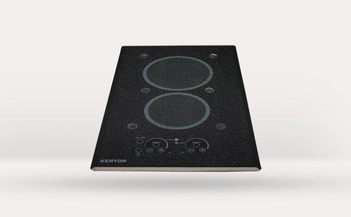 240V Portrait Lite-Touch Q® 2 Burner Large with PUPS