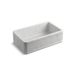 Kitchen Sink - White Carrara