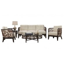 Trinidad 5 PC Seating Set w/cushion