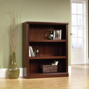 Sauder3-Shelf Bookcase