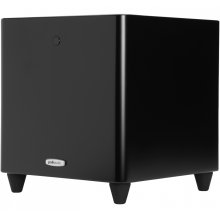 "8"" High Performance Subwoofer in Black"