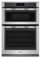 6.4 cu. ft. Combination Wall Oven with True Convection Microwave Product Image