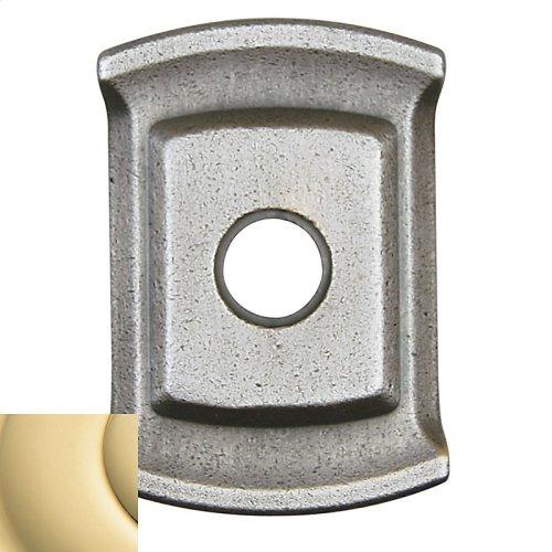Non-Lacquered Brass 5059 Estate Rose