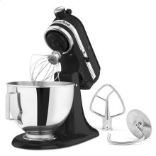 KitchenAid® 4.5-Quart Tilt-Head Stand Mixer - Onyx Black