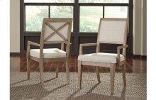 Bridgewater Upholstered Arm Chair