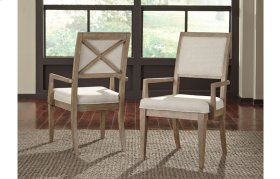 Bridgewater Upholstered Arm Chair